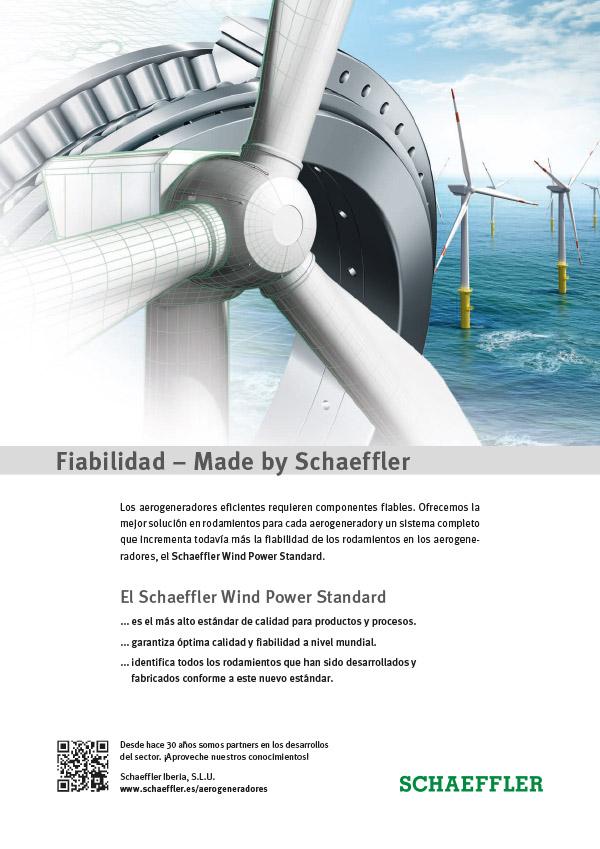 El Schaeffler Wind Power Standard