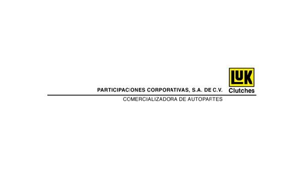 Se separan las actividades del Aftermarket de la planta LuK México y se crea Participaciones Corporativas, con domicilio en Blvd. 5 de mayo en Puebla, Puebla.