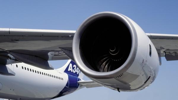 Schaeffler Aerospace: Motor de avión Trent 500