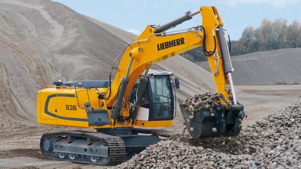 Los rodamientos que se utilizan para los equipos de construcción, como por ejemplo, las excavadoras sobre orugas, deben cumplir una gran variedad de requisitos.