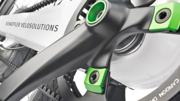 Soluciones sectoriales para VCE, bicicletas y equipamiento deportivo Schaeffler Smart E-Bike