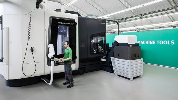 Soluciones sectoriales de Schaeffler Máquinas-herramienta