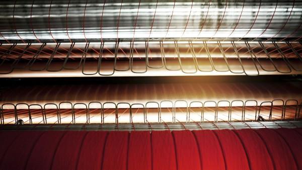 Soluciones sectoriales de Schaeffler Maquinaria textil