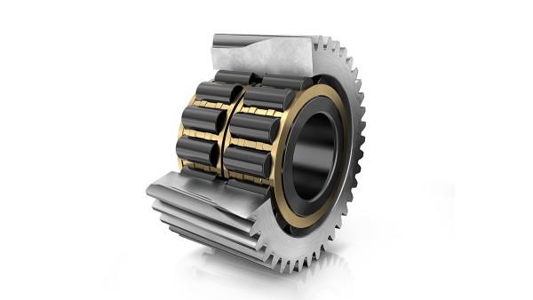 Rodamientos de rodillos cilíndricos de alto rendimiento FAG X-life (rodadura directa)