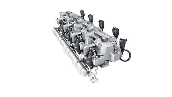 Sistema de control electrohidráulico de válvulas totalmente variable UniAir