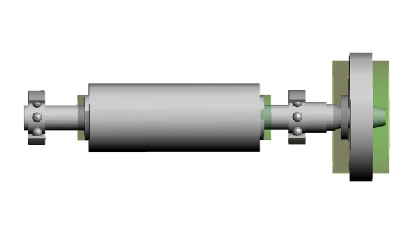 Modelado de rodamientos para MKS
