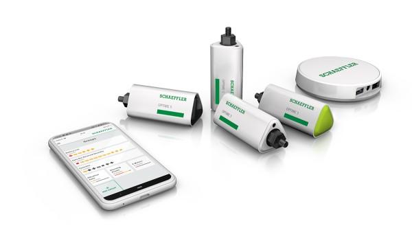 OPTIME es una solución IoT wireless.