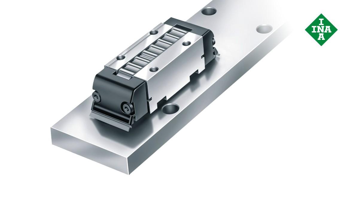 Sistemas de guiado lineal de Schaeffler: Patines con recirculación