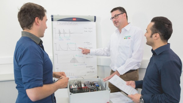 Condition Monitoring Schaeffler: Solución de problemas