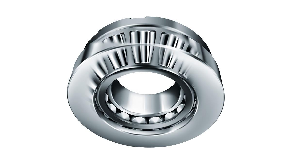 Rodamientos y casquillos de fricción Schaeffler: Rodamientos axiales oscilantes de rodillos