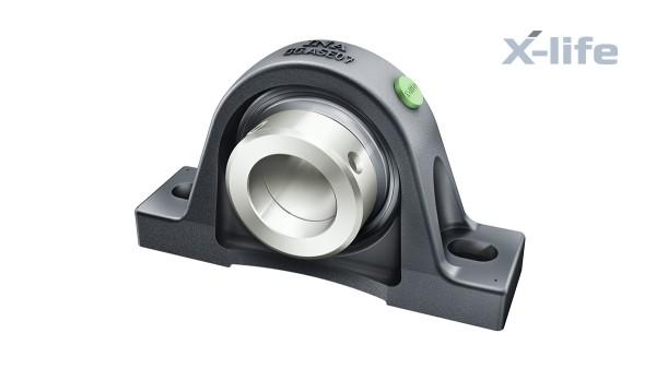 Rodamientos y casquillos de fricción Schaeffler: Rodamientos insertables - Soportes INA según DIN