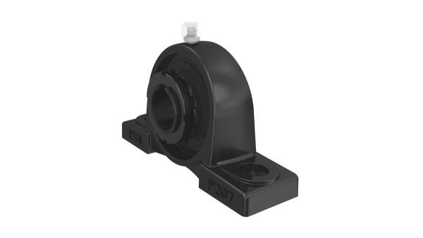 Rodamientos y casquillos de fricción Schaeffler: Rodamientos insertables y soportes FAG según JIS