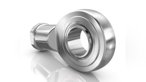 Rodamientos y casquillos de fricción Schaeffler: Cabezas de rótula con ELGOGLIDE