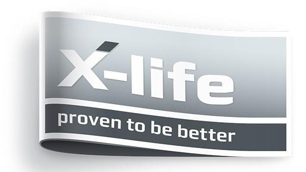 Logo Schaeffler X-life