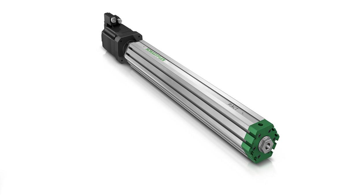 Actuadores lineales P.ACT    Plataforma modular de actuadores con máxima densidad de potencia para una configuración flexible