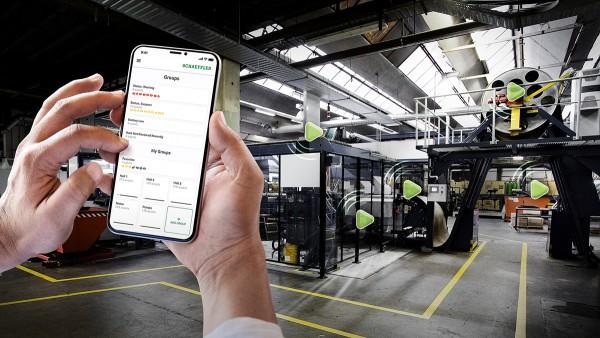 Detección de defectos con OPTIME: monitorización fiable de la maquinaria las 24 horas del día