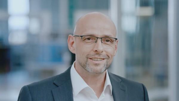 Detlev Jacobi, director de mantenimiento, planta de Schweinfurt