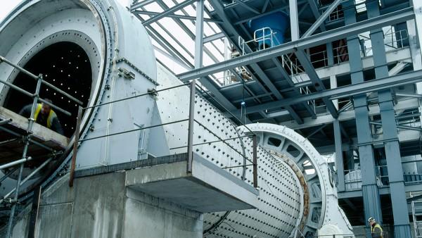 Historias de éxito de clientes:Monitorización online de las vibraciones de los molinos tubulares