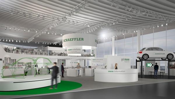 Automechanika 2018 – Schaeffler lleva a los visitantes al taller del futuro