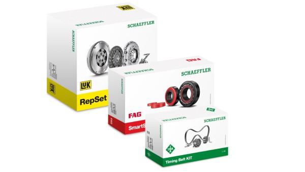 Schaeffler presenta el nuevo diseño del embalaje de sus productos